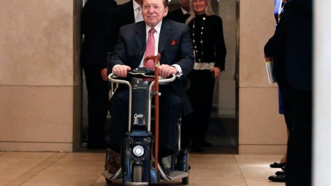 Sheldon Adelson Pemilik Kasino Terkaya