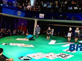 Rekor dunia di kasino Viejas Casino Blackjack