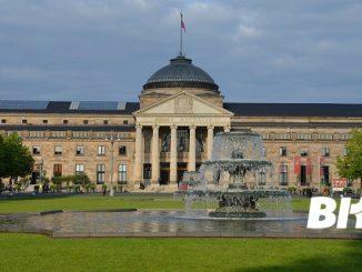 Kasino Tertua di Dunia Kurhaus Casino Wiesbaden