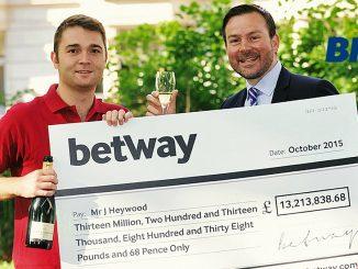 Kemenangan Jackpot Terbesar Jon Heywood