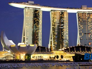 Negara yang Melegalkan Judi Kasino Marina Bay Sands Singapura