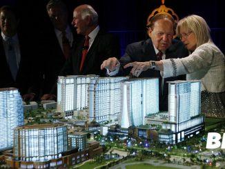 Pemilik Kasino Terkaya di Dunia Sheldon Adelson
