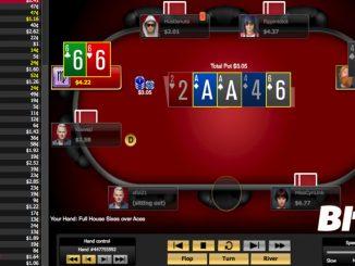 Poker Online WSOP 1