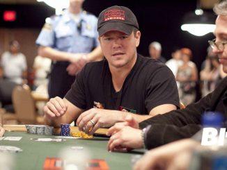 Selebriti yang Gemar Berjudi Matt Damon