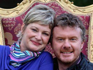 Nigel Page & Justine Laycock