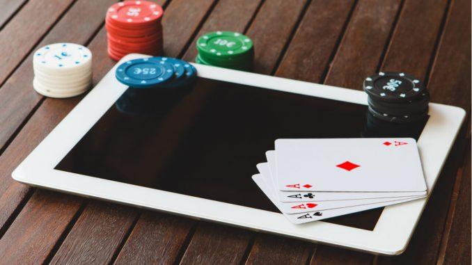 Ilustrasi Casino Online